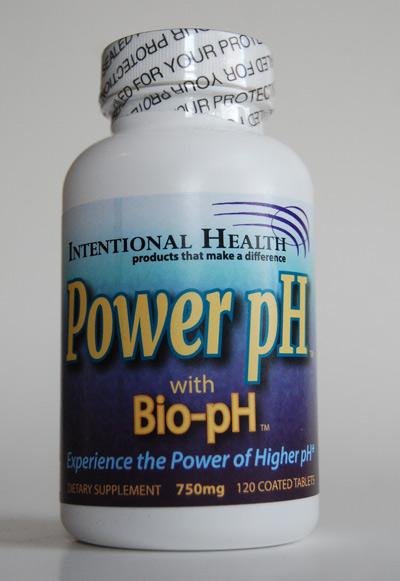 Bio-pH-bottle